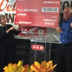 HEB donation to FOBH